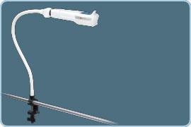 HF410 Flex Arm & Clamp